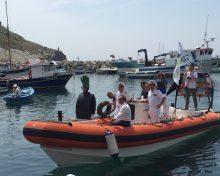 Procida: conclusa la tappa campana di 'PFU Zero nelle Isole Minori'