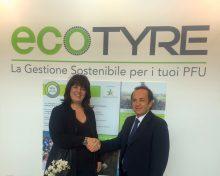 EcoTyre: ancora più impegno per PFU Zero