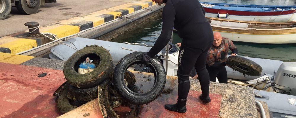 In occasione dello European Clean Up Day parte da La Maddalena la II edizione di 'PFU Zero nelle Isole Minori'