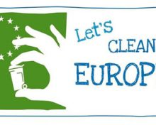 EcoTyre partecipa a Let's Clean Up Europe