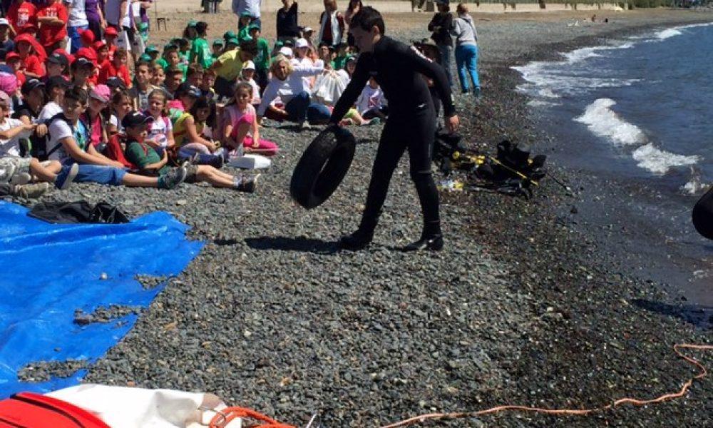 Al via la III edizione di 'PFU Zero nelle Isole Minori' Si parte dall'Isola d'Elba